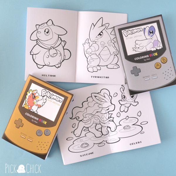 fanzine pokemon